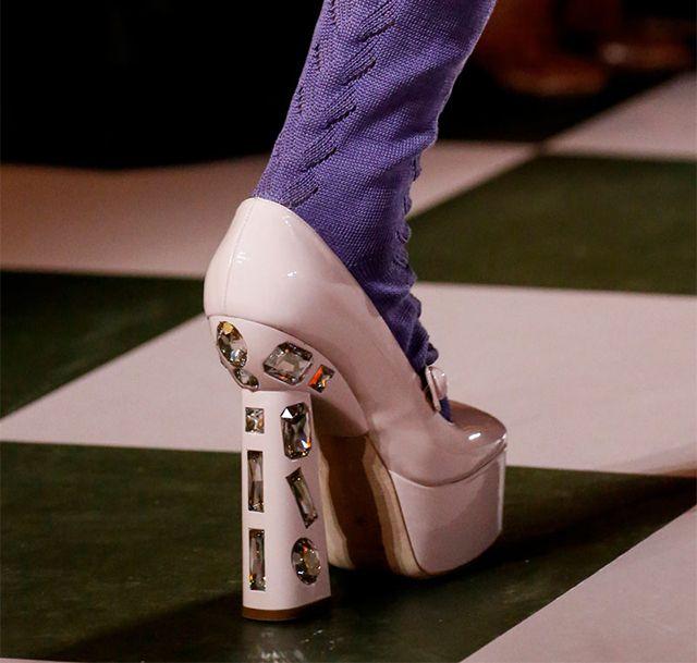Miu Miu SS14 Shoes