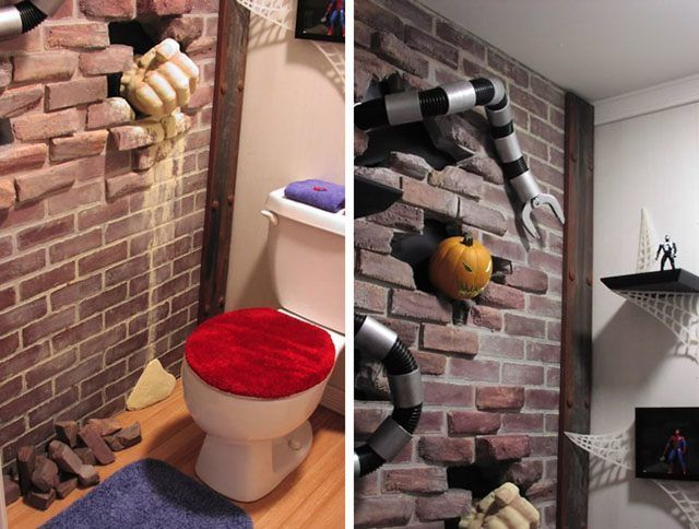 The Halloween Toilet. The 11 Craziest Toilets From Around The World That You've Ever Seen • Page 4 of 7 • BoredBug