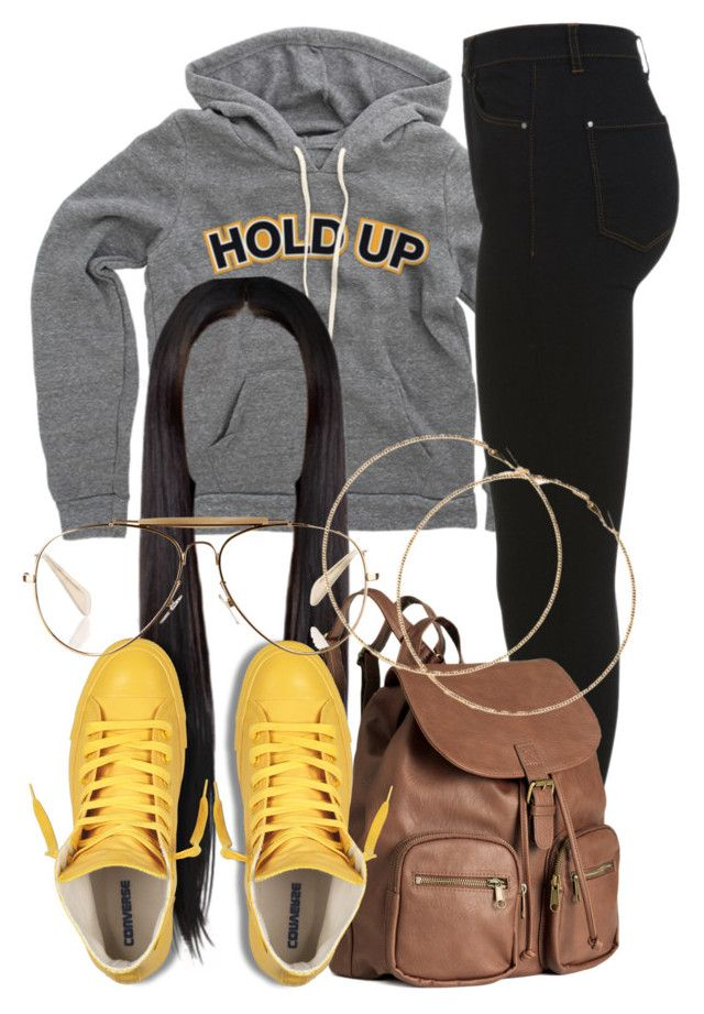 """9/17/16"" by nasirkami ❤ liked on Polyvore featuring Miss Selfridge, H&M, CÉLINE and Forever 21"