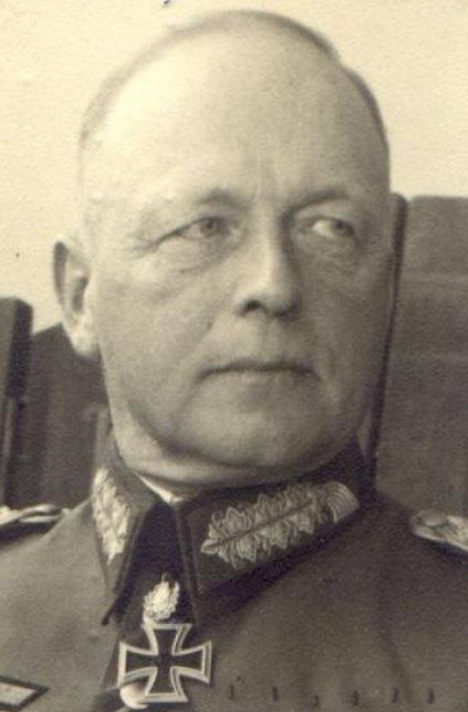 """Paul Ludwig Ewald von Kleist was a leading German field marshal during WW2. He led corps and army size formations throughout the war.Kleist was captured by U.S. forces in 1945 and in 1948 he was turned over to the Soviets.He died in Vladimir Prison in 1954, the highest ranked German officer to die in Soviet captivity. Of note is the ironic fact that Kleist was charged, among other things, with """"alienating, through friendship and generosity, the peoples of the Soviet Union"""""""