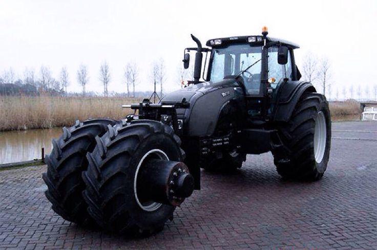 Batman Tumbler Tractor