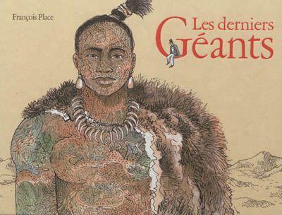 Superbe album signé François Place