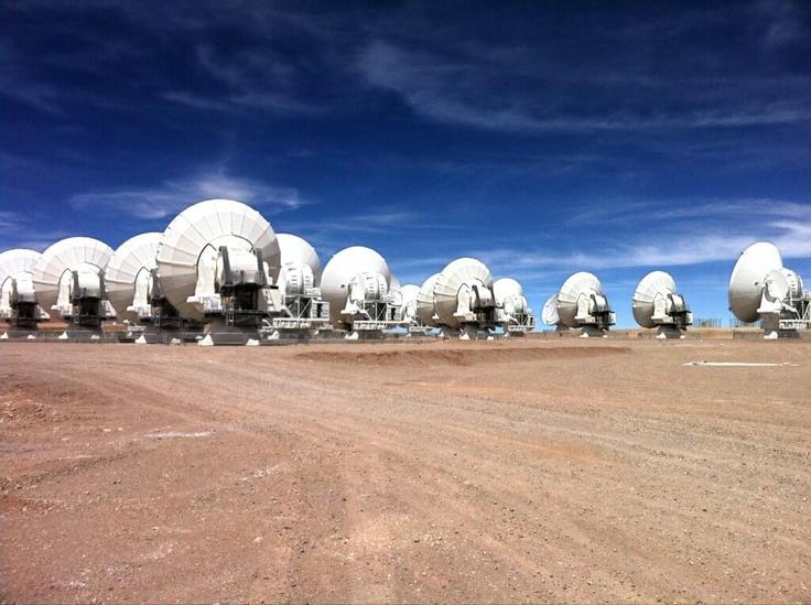 Observatorio ALMA, Chile
