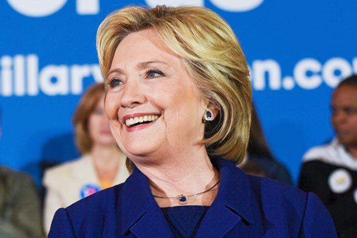The official website for Hillary Clinton's 2016 presidential campaign