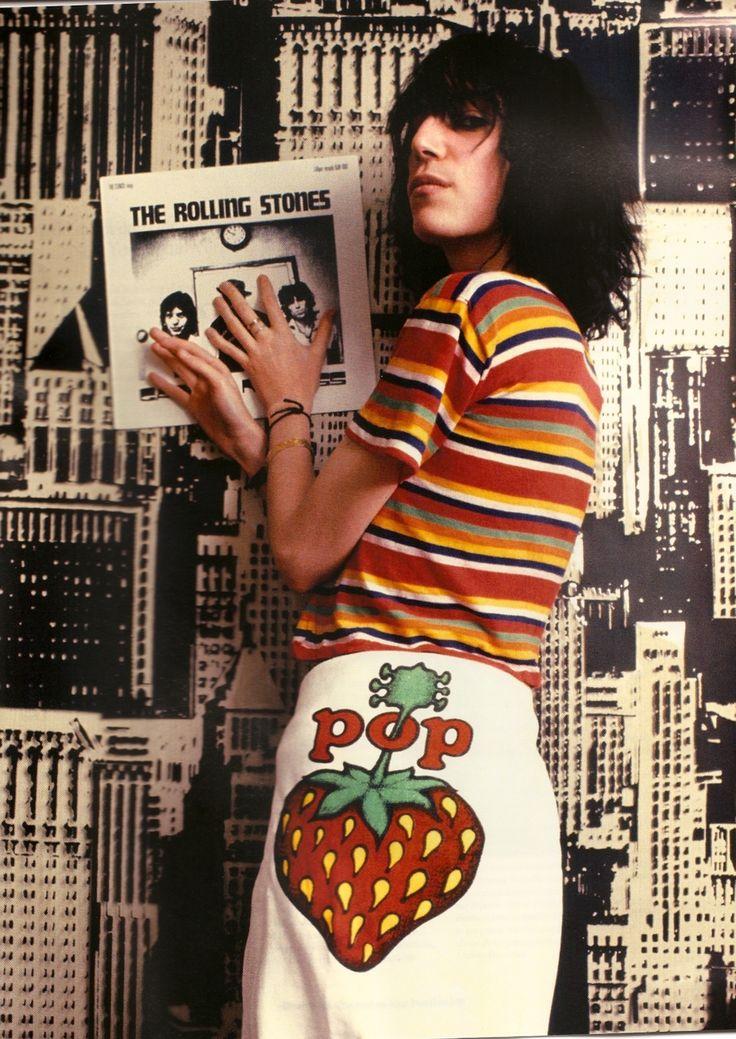 Patti Smith at Amoeba #losangeles #urbanoutfitters #icon