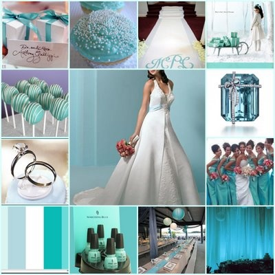 *♥*: Color Inspiration, Tiffany Blue, Inspiration Boards, View