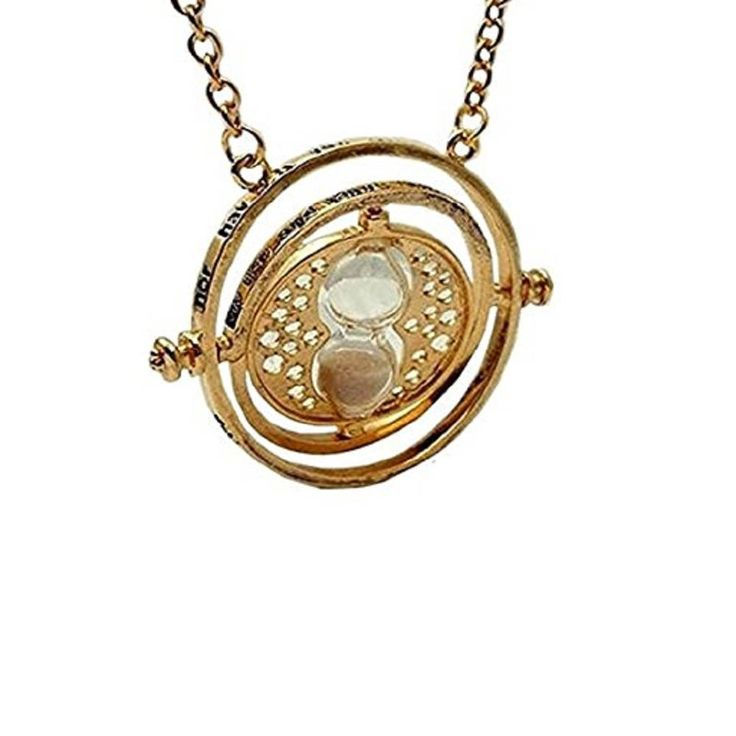 Necklaces Hermione Granger's possessions, Time travel, Time-Turner by GSCModaStore on Etsy