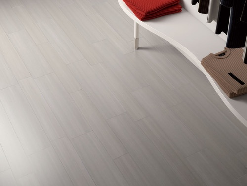 Linear Design Porcelain Tile Streaming Modern Floor