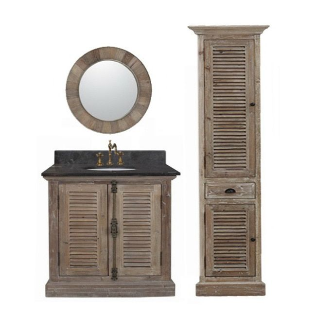 Legion Furniture 36 inch Marble Top Single Sink Rustic Bathroom Vanity with  Matching Wall Mirror1000  ideas about 36 Inch Bathroom Vanity Pinterestiss   . Mirror Size For 36 Vanity. Home Design Ideas