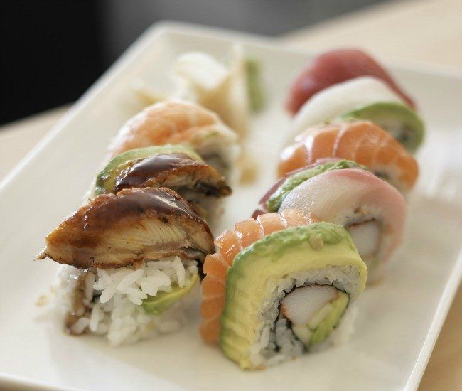 17 Best ideas about Different Types Of Sushi on Pinterest ...