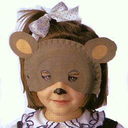 Resultado de imagen para mascaras con platos de carton