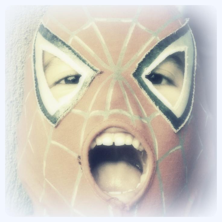 Little Spiderman | NOTHING... | Pinterest