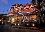 The Vira Bali Hotel in Kuta, Indonesia