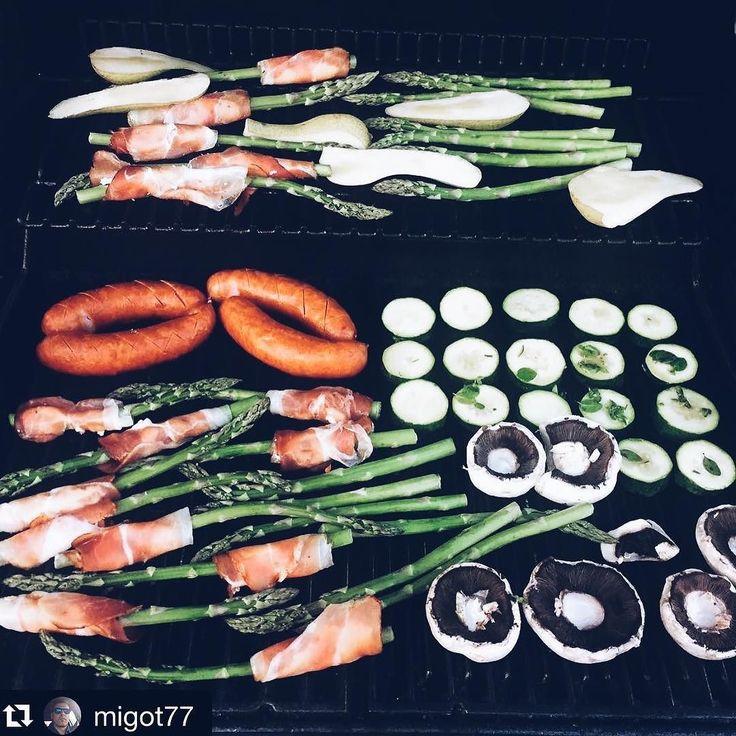 @migot77 dziękujemy za super zdjęcie  jak widać warzywa królują  #broilkingpolska #broilking #broilkingbbq #warzywa #jemzdrowo #grill #grillgazowy #grillowanie #mniam #foodporn