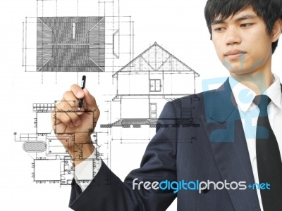 Man Drawing Architecture Home What can you use it for?
