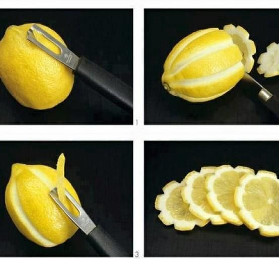 Creative and Awesome Do It Yourself Project Ideas ! | Just Imagine – Daily Dose of Creativity ~ Including pretty lemons for a party punch!