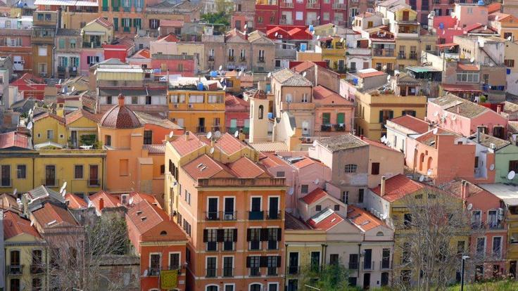 Cagliari ,Sardinia Italy