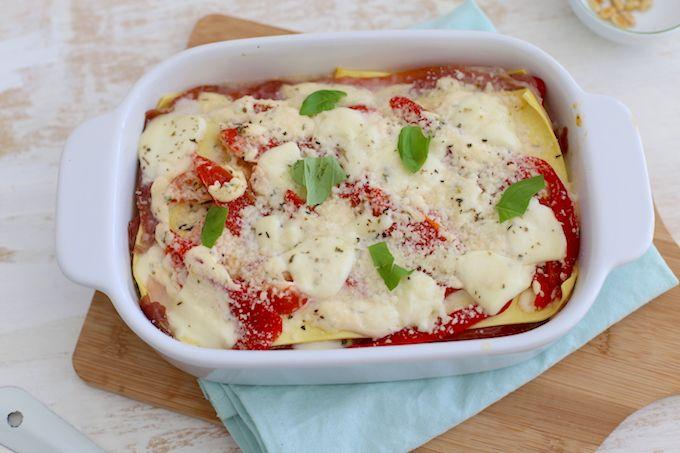 We hebben een fantastisch lekker recept om te delen met jullie! De lasagne caprese is een nieuwe topper. Lees hier hoe je deze lasagne caprese kunt maken.