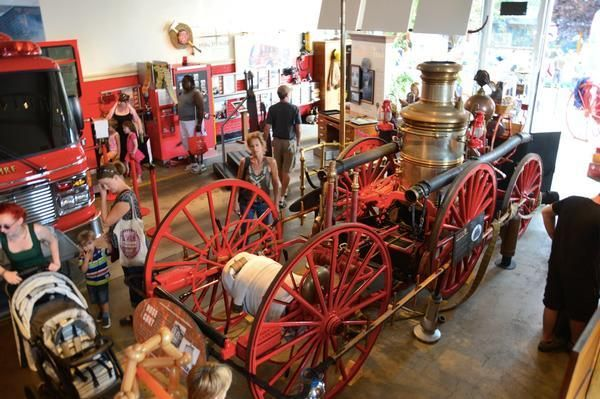 Portland Fire & Rescue's Historic Belmont Firehouse celebrates its 100th Anniversary! | Fire Blog | The City of Portland, Oregon