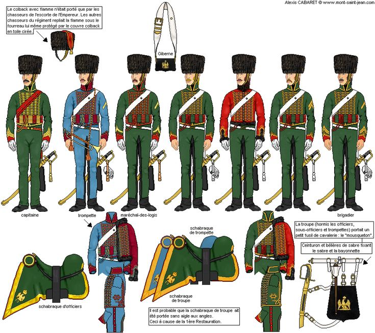 Napoleonic Chasseurs | 29 Aug 2012 10:14 a.m. PST