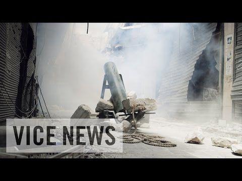 アレッポの生霊② シリア 反体制派の素顔 - YouTube