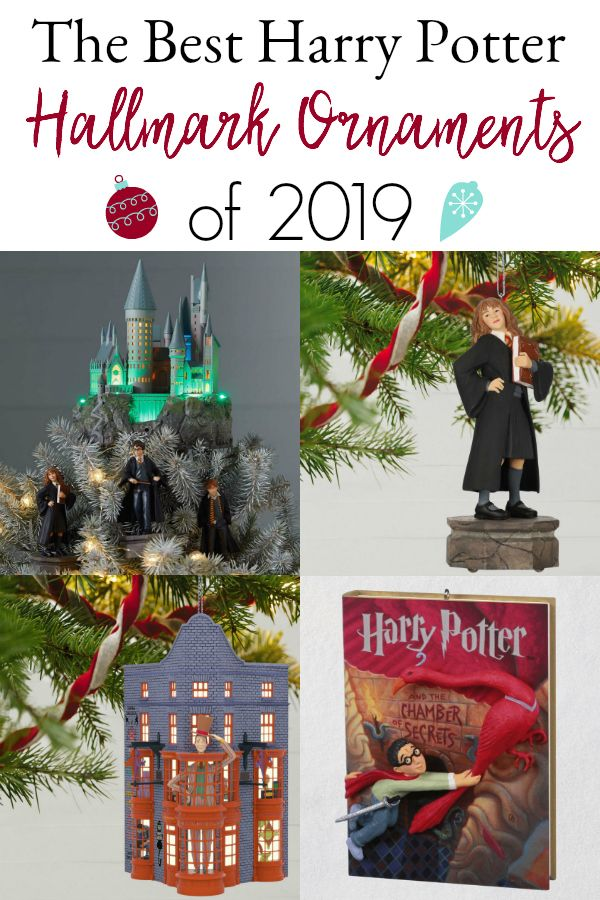 Hallmark Harry Potter Christmas Ornaments Every Fan Needs Harrypotter Ha Harry Potter Christmas Ornaments Harry Potter Christmas Tree Harry Potter Christmas
