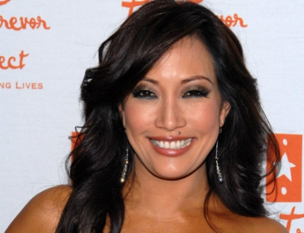 Carrie Ann Inaba Rescues Opossum from 'DWTS' Parking Lot