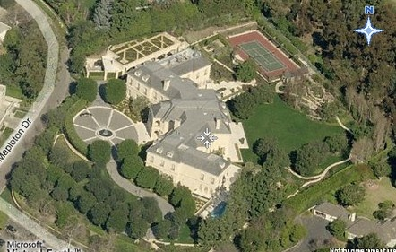 Top 5 celebrity homes on zillow los angeles angeles and for Zillow com los angeles