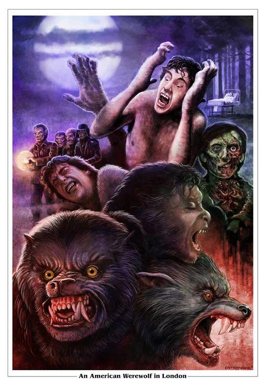 Un lupo mannaro americano a Londra (An American Werewolf in London) è un film horror del 1981 scritto e diretto da John Landis.