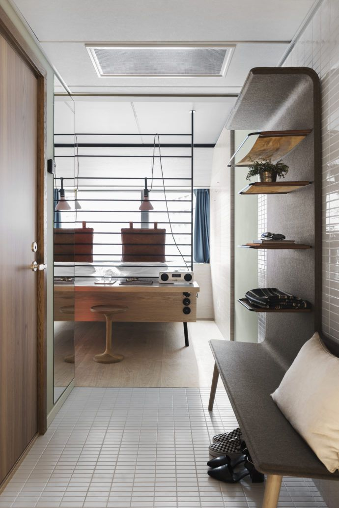 Werner Aisslinger Has Designed The Interior Of The New In