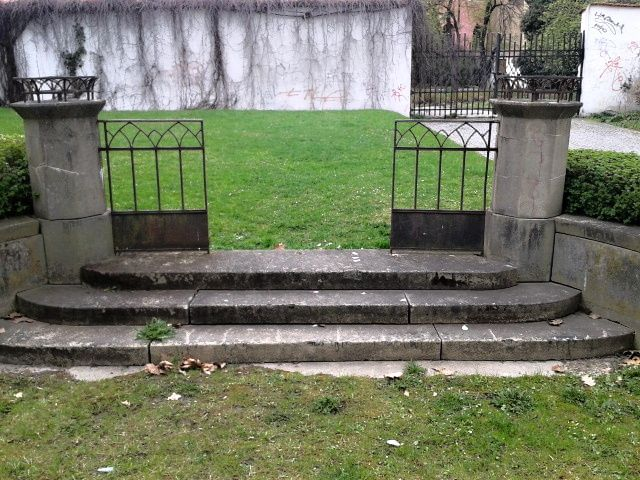 Gate, Opava, Czech republic