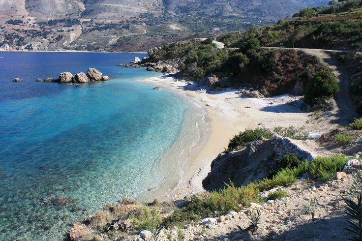 Vouti Beach, Zola, Kefalonia, Greece