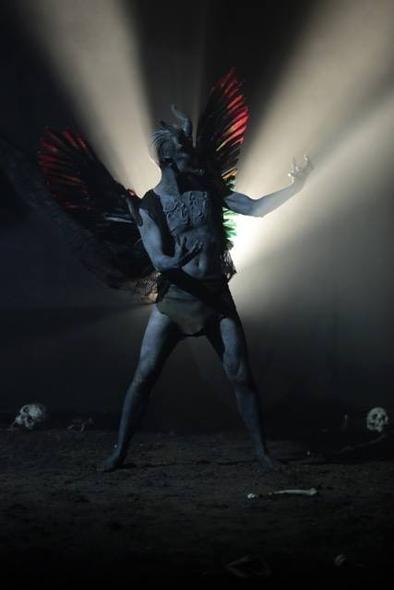 Angel of the lord lyrics