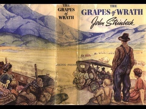 the concept of manself in grapes of wrath by john steinbach Analysis and perspective on john steinbeck's classic grapes of wrath involved in the concept of migration from the to book analysis: grapes of wrath.