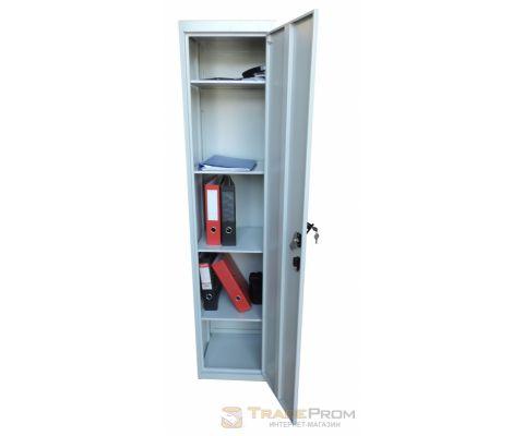 Офисный шкаф Ferocon ШБО 11-01-04х18х04-Ц-7035