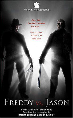 Freddy vs. Jason (New Line Cinema) Mass Market Paperback Movie Novelization
