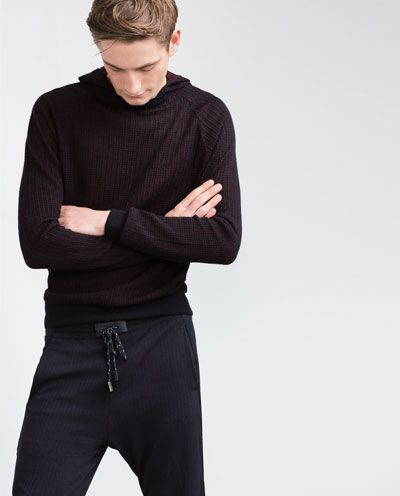 Image 2 of STRUCTURED SWEATER from Zara