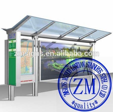 Рекламных щитов автобусная остановка производитель металл автобусная остановка жилье автобусная остановка-картинка-Световая коробка для рекламы-ID продукта:60270934543-russian.alibaba.com