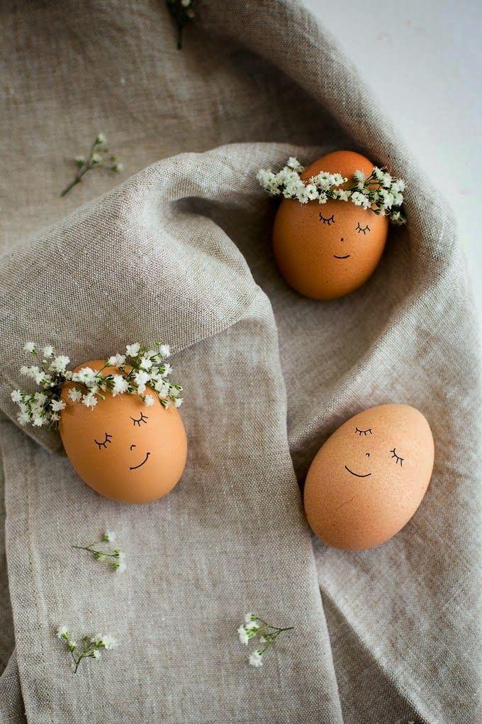 INSPIRÁCIÓK.HU Kreatív lakberendezési blog, dekoráció ötletek, lakberendező tanácsok: Húsvét - Keep smiling!