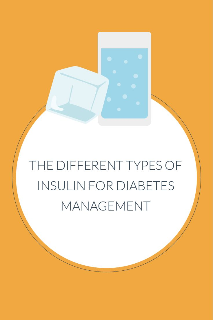The different types of Insulin for Diabetes management
