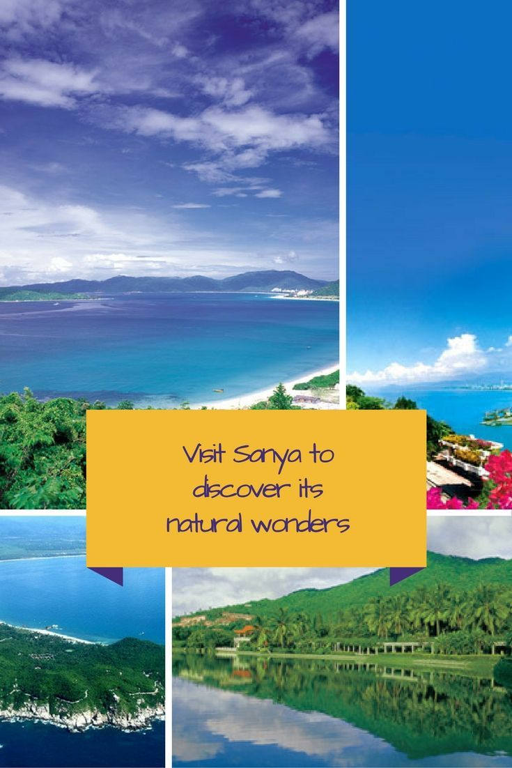 Really eager to visit Sanya, China - hopefully it's happening this year :) #SanyaPhotoCollage #SanyaHeartstoHearts