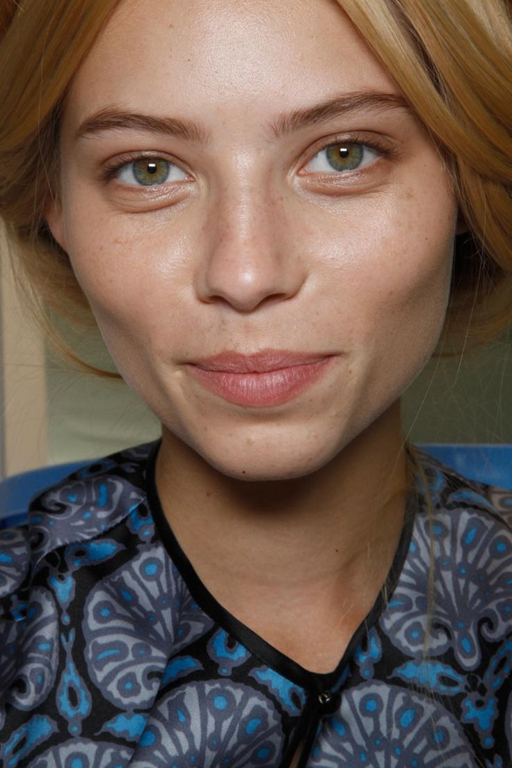 No Makeup Makeup Look: 35 Best { No Makeup } Images On Pinterest