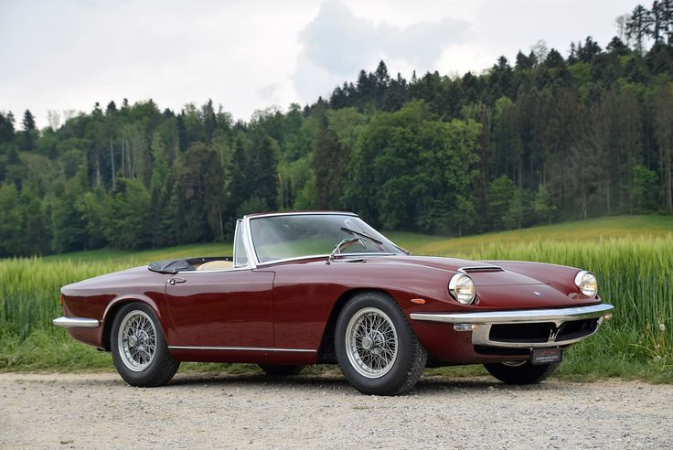 Pin on Maserati
