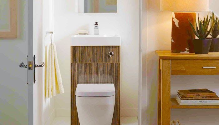 Very Small Toilet Design Stunning Small Space Toilet Design - Small space toilet design