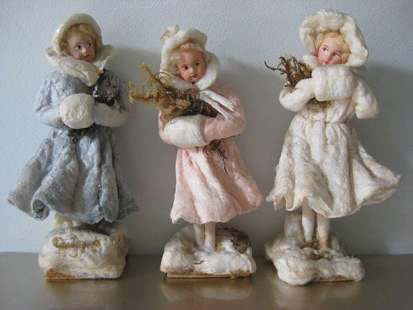 Шьем перчаточную куклу, мастер-класс Страна Советов