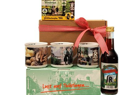The other Christmas Gift, Thuringia Specialities - some goodies from our region :-) :: Thüringer Spezialitäten Markt ::