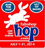Join the FabShop Hop to win prizes!