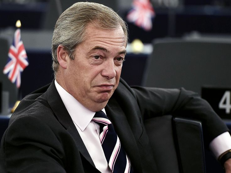 Nigel Farage denies Ukip misspent almost £400,000 of EU money on Brexit campaign and general election