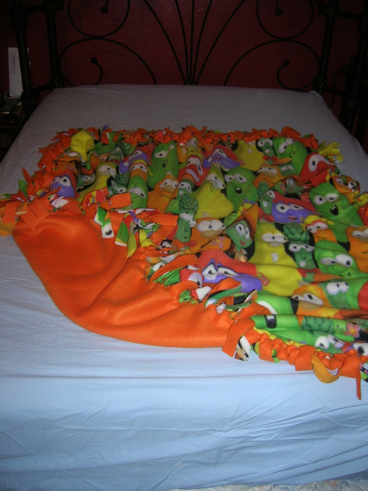 17 Best Images About No Sew Blankets On Pinterest No Sew
