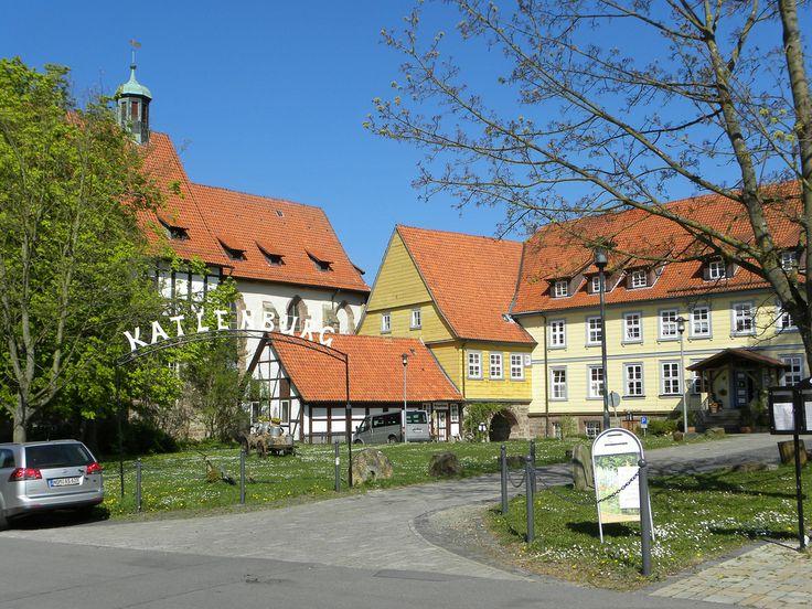 Kleinod im Harzvorland, die Katlenburg